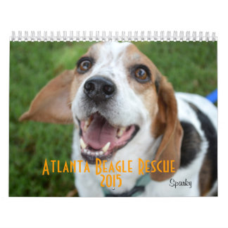 Atlanta Beagle Rescue 2015 Calendar