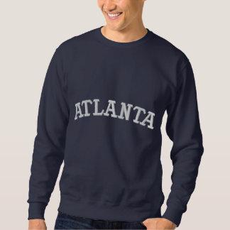 ATLANTA EMBROIDERED SWEATSHIRT