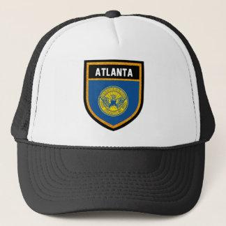 Atlanta Flag Trucker Hat