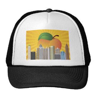 Atlanta Georgia and Peach Hat