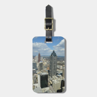 Atlanta, Georgia Cityscape Luggage Tag