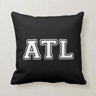 Atlanta Georgia Cushion
