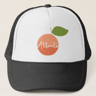 Atlanta, Georgia Peach trucker hat