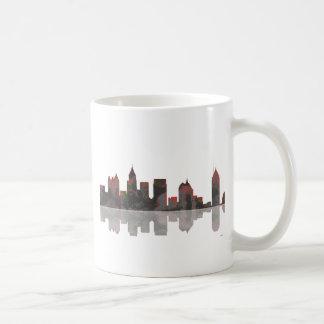 Atlanta Georgia Skyline Coffee Mug