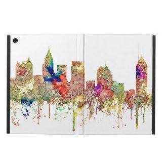 Atlanta Georgia Skyline SG-Faded Glory iPad Air Case