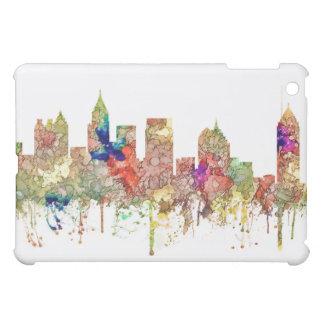 Atlanta Georgia Skyline SG-Faded Glory iPad Mini Cases