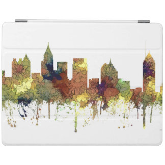 Atlanta Georgia Skyline SG-Safari Buff iPad Cover