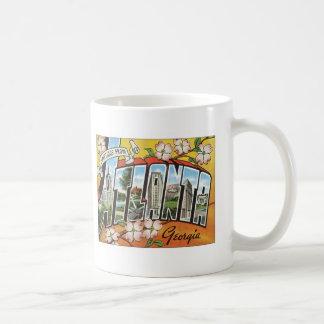 Atlanta Georgia USA Coffee Mug