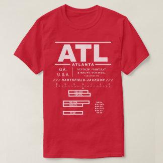 Atlanta International Airport ATL Tee Shirt