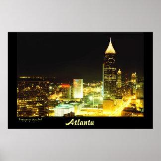 Atlanta Light Poster