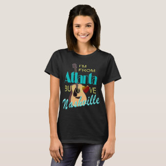 Atlanta Love Nashville  Womens' T-Shirt