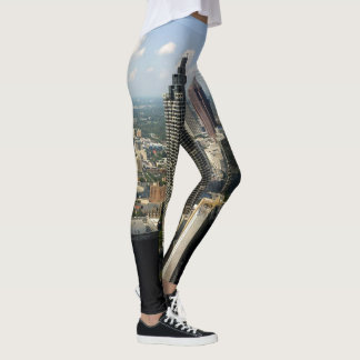 Atlanta Skyline Leggings