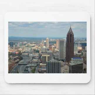 Atlanta Skyline Mouse Pad