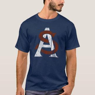 Atlanta Spikes Baseball - AS Logo T-Shirt