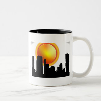 Atlanta Sunshine Two-Tone Coffee Mug
