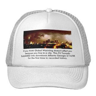 Atlanta Tornado Mesh Hats