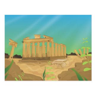 Atlantas Postcard