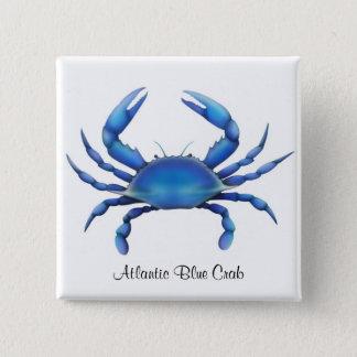 Atlantic Blue Crab Pin