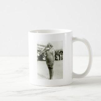 Atlantic City Beauty, early 1900s Mug