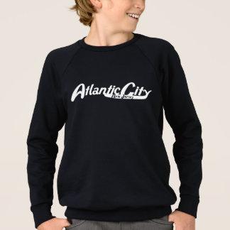 Atlantic City New Jersey Vintage Logo Sweatshirt