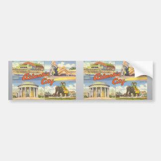 Atlantic City, Vintage Bumper Sticker
