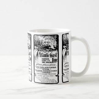Atlantic Coast Line Railroad 1934 Coffee Mug