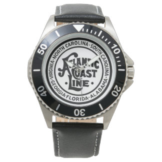 Atlantic Coast Line Railroad Logo Watch