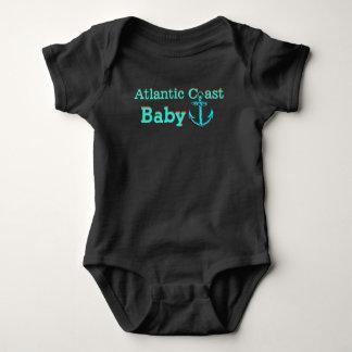 Atlantic Coast Nova Scotia  PEI NFLD Cape Breton Baby Bodysuit