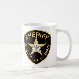 Atlantic County Sheriff Coffee Mug
