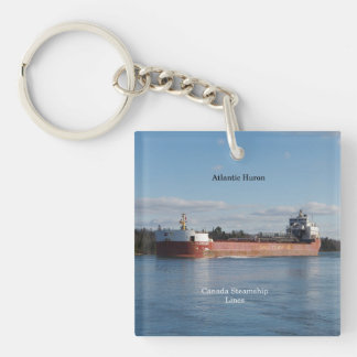 Atlantic Huron key chains