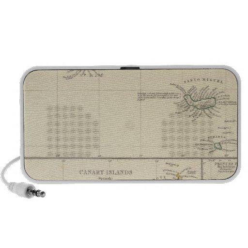 Atlantic Islands iPhone Speaker