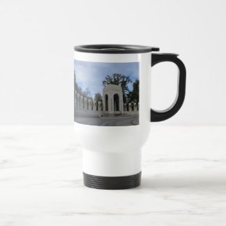 Atlantic Memorial WWII memorial Travel Mug