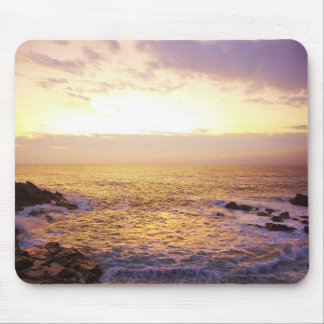 Atlantic Ocean at sunrise, view from Portland Mouse Pad