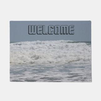 Atlantic Ocean Doormat