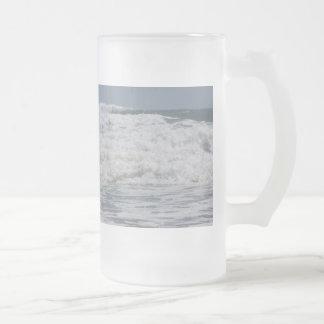 Atlantic Ocean Frosted Mug