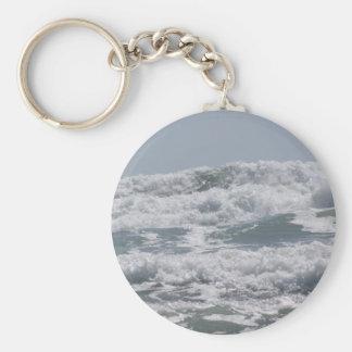 Atlantic Ocean Key Chain