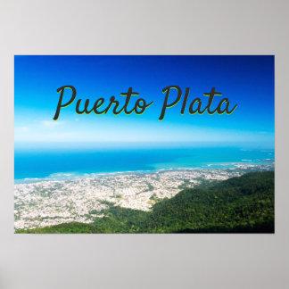 Atlantic Ocean | Puerto Plata Poster