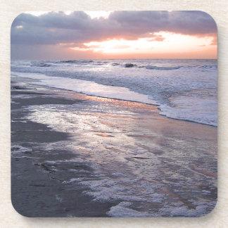 Atlantic Ocean Sunrise Coasters