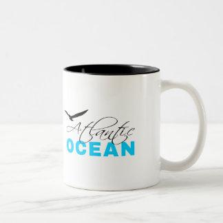 Atlantic Ocean Two-Tone Coffee Mug