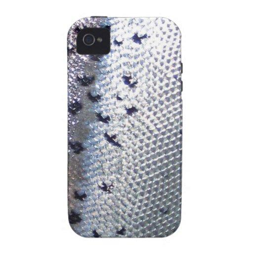 Atlantic Salmon - Fish Skin Iphone Cover Vibe iPhone 4 Covers