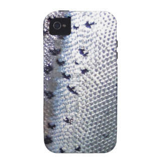 Atlantic Salmon - Fish Skin Iphone Cover Case-Mate iPhone 4 Covers
