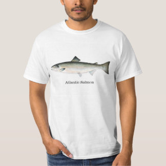 Atlantic Salmon Fish T-shirt