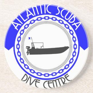 Atlantic Scuba Products Drink Coaster