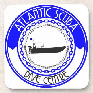 Atlantic Scuba Products Drink Coasters