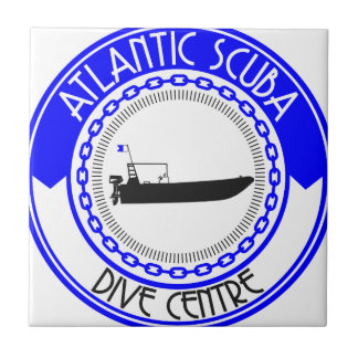 Atlantic Scuba Products Small Square Tile