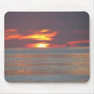 Atlantic Sunrise Mouse Pad