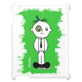Atlantiko Green iPad Covers