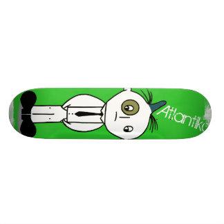 Atlantiko Green Skateboards