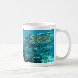 Atlantis Fish Aquarium Coffee Mug