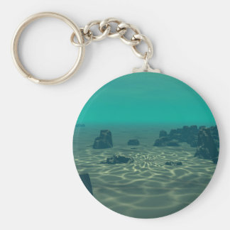 Atlantis Key Ring